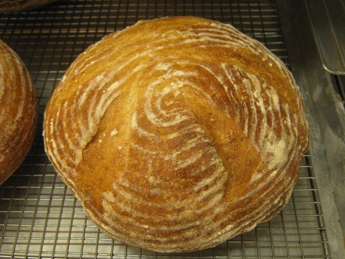Pan rustic loaf 1