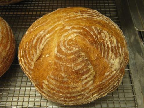 Pan rustic loaf 1