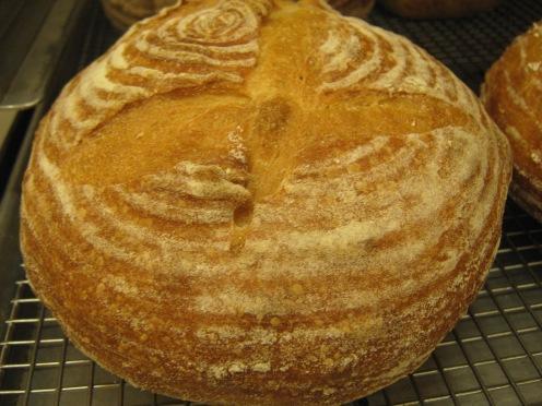 Pan rustic loaf 2