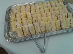 Basque torte
